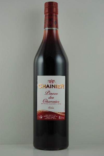 Pineau de Charentes rubis